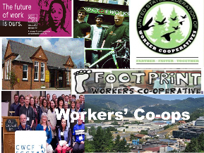 Worker co-ops